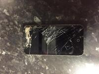 I Phone 4 Broken Screen £10