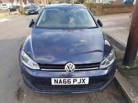 Volkswagen Golf 1.4 TSI BlueMotion Tech Match Edition (s/s) 5dr SMELL NEW, ULTRA LOW MILEAGE