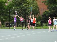 Netball Players Wanted - Social Teams in North London