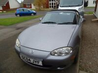 MX5 with new MOT