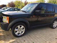 LHD LAND ROVER DISCOVERY 3 TDV6 HSE 7 SEATER