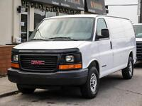 2005 GMC G3500 3500 Cargo / YES ONLY 80748 KMS !!!!!!!!
