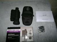 Night vision monocular