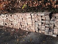 FREE - Approx 20 sqm of block paviours