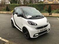 SMART FORTWO GRAND STYLE LIMITED EDITION 2014 FULL HISTORY 3KEY ETC