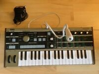 Microkorg Synth with Vocoder