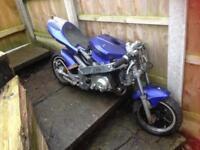 MIDI moto pitbike 4stroke 50cc