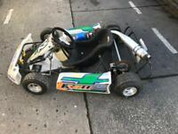 Kids junior go kart 50cc swap for Ktm 50 lta or ltz