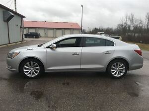 2014 Buick LaCrosse HEATED LEATHER/PANO ROOF/BACKUP CAM