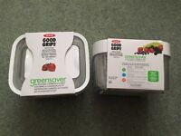 2 Oxo Good Grips Greensaver Container