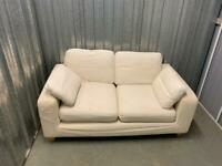 Free sofa bed (delivery available for a fee)
