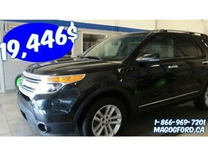 2013 Ford Explorer XLT CUIR, TOIT PANORAMIQUE, 7 PASSAGERS