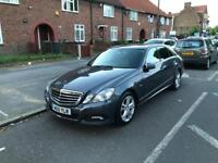 Mercedes-Benz E350 diesel automatic gearbox
