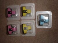 HP 363 INK CARTRIDGES (Reduced to Sell)-Cyan/Magenta/Yellow-£ 7.50 for all 5.