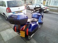 Honda ST1300 Pan European 2003 not ST1100