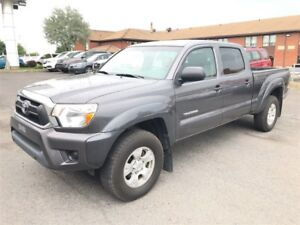 2015 Toyota Tacoma *4X4, AIR CLIMATISE, BLUETOOTH*