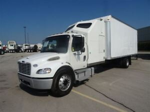 2009 Freightliner M2-106 Expeditor Truck 24FT Box