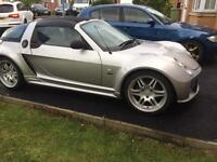 Smart roadster any condition