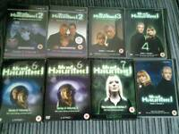 Most Haunted dvds sets..