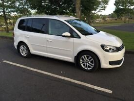 Volkswagen Touran 1.6 TDI Blue Motion (7 seats) for sale - exccellent family car in great condition