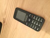 Alcatel phone.