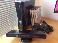 Xbox 360 Slim 250GB Kinect