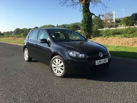 2011 Volkswagen Golf 1.6 TDI Match....ONLY 47,000 Miles....Finance Available