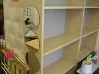 IKEA BOOKSHELF at The Haven Housing Trust's charity shop