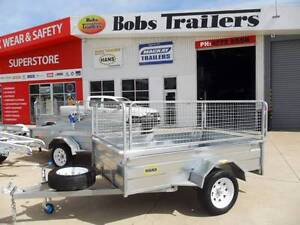 MOWING TRAILERS START FROM $2950 North Ward Townsville City Preview