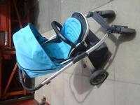 loverley Oyster babys pram