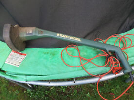 Trimmer Black and Decker Electric £10