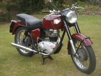 Royal Enfield Crusader Motorcycle