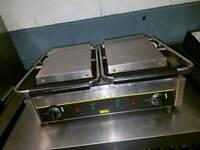 commercial buffalo panini grill panini press catering equipment