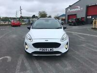 2020/69 Ford Fiesta✅Low Miles✅1.0 Turbo✅Active B&O Play✅5 door✅White