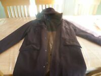 Duck and Cover Duffle coat - Size Medium