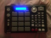 AKAI MPC 500 with full RAM and pad upgrades