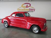 1948 Plymouth Coupe HOT ROD - V8 350 CDI GM