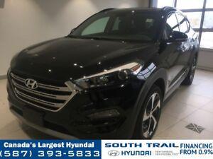 2017 Hyundai Tucson SE GLS AWD - LEATHER, PANO SUNROOF