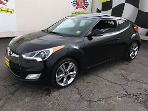 2015 Hyundai Veloster Tech Package, Automatic, Navigation, Leath
