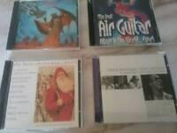 CD BUNDLE X 4