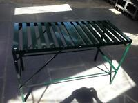 Aluminium Greenhouse Staging