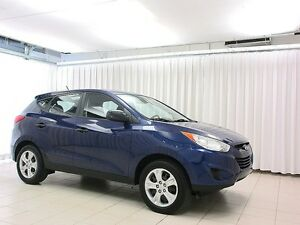 2013 Hyundai Tucson LOW KMs!! SUV Front Wheel Drive 5-Speed!