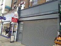 Prime Location High Road Shop To Let / London N12 8JY