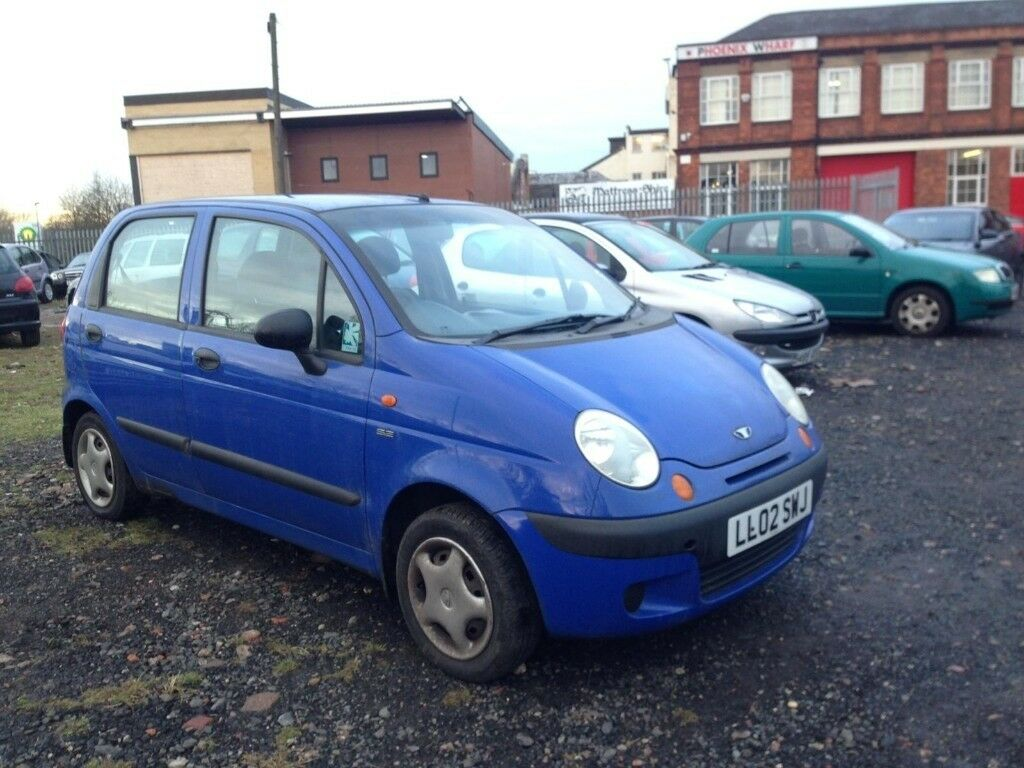 2001 daewoo matiz 0 8 petrol excellent runner cheap car and insurance long mot in. Black Bedroom Furniture Sets. Home Design Ideas