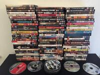 100 DVD 20£ ONLY