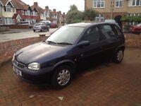 Vauxhall Corsa Club 16V. For sale- £600. Good condition. MOT til Feb 17. New battery.