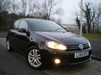 Volkswagen Golf 2.0 TDI BlueMotion Tech GT 5dr * FULL SERVICE HISTORY * 3 Months WARRANTY