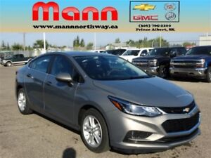 2017 Chevrolet Cruze LT | Bose Audio, Cruise, Heated seats, Allo