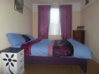 LARGE DOUBLE ROOM.CLEAN&QUIET FLAT.FOR FEMALE PROFESSIONAL OR INTERNATIONAL STUDENT