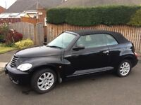 2006 CHRYSLER PT CRUISER 2.4 LIMITED CONVERTIBLE AUTO